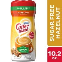 Coffee mate Sugar Free Hazelnut Powder Coffee Creamer