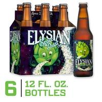 Elysian Space Dust IPA Craft Beer, India Pale Ale, Beer Bottles