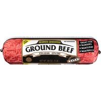 73% Lean 27% Fat Chub Ground Beef
