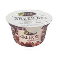 Open Nature Greek Black Cherry Nonfat Strained Yogurt