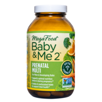 MegaFood Baby & Me 2 Prenatal Multi