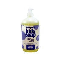 Everyone Lavender Lullaby Gentle Cleansing Kid's Soap