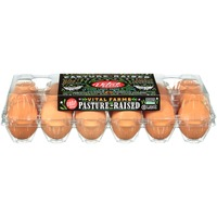 Vital Farms Vital Farms Pasture-Raised (Alfresco) Eggs 18