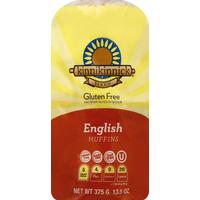 Kinnikinnick English Muffins, Gluten Free