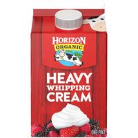 Horizon Organic Organic Heavy Whipping Cream
