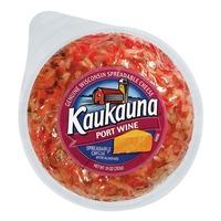 Bel Kaukauna Port Wine Spreadable Cheeseball