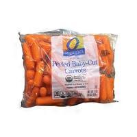 O Organics Organic Carrots Baby Peeled Prepacked