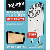 Tofurky Deli Slices, Plant-Based, Oven Roasted