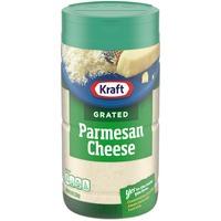 Kraft Parmesan Grated Cheese