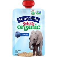 Stonyfield Organic Yokids Organic Blueberry Lowfat Yogurt