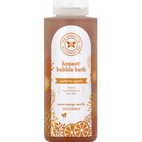 The Honest Company Bubble Bath, Sweet Orange Vanilla