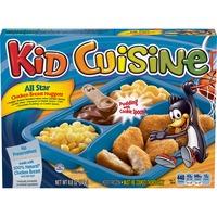 Kid Cuisine All Star Chicken Breast Nuggets
