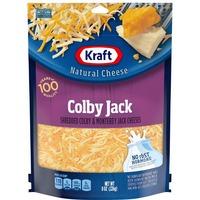Kraft Shredded Colby Jack Cheese Blend