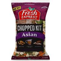 Fresh Express Chopped Kit, Asian