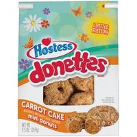 Hostess Carrot Cake Mini Donette Bag