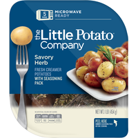 The Little Potato Company Potatoes, Fresh Creamer, Savory Herb