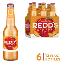 Redd's Hard Apple Peach Beer