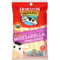 Horizon Organic Mozzarella String Cheese