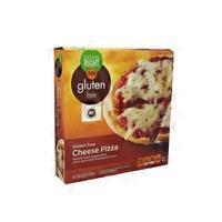 Eating Right Gluten Free Cheese Pizza