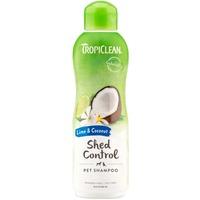 TropiClean Lime Coconut Deshedding