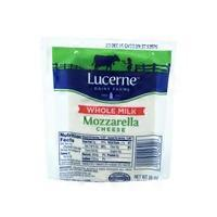 Lucerne Whole Milk Mozzarella Cheese
