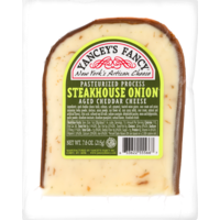 Yancey's Fancy Aged Cheddar Cheese Steakhouse Onion