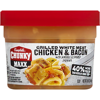 Campbell's Soup, Grilled White Meat Chicken & Bacon