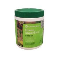 Amazing Grass Green SuperFood Energy Lemon-Lime