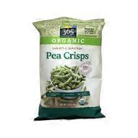 365 Organic Lightly Salted Pea Crisps