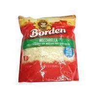 Borden Cheese Mozzarella Shreds