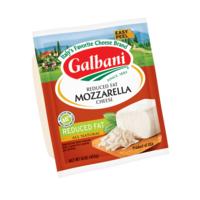Galbani Dairy Galbani Reduced Fat Mozzarella Cheese