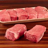 Kirkland Signature USDA Prime Beef Loin Top Sirloin Steak Boneless Cap Off