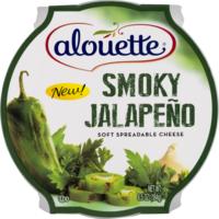 Alouette Smoky Jalapeño Soft Spreadable Cheese