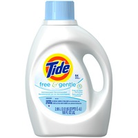 Tide Free & Gentle Laundry Detergent