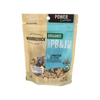 Woodstock Farms Mighty Peanut Butter & Jelly Trail Mix