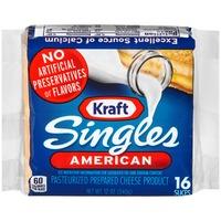 Kraft American Slices Cheese