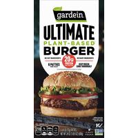 Gardein Burger, Plant-Based, Ultimate