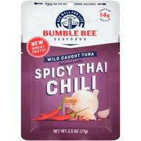 Bumble Bee Wild Caught Tuna Seasoned with Spicy Thai Chili