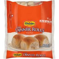 Rhodes Yeast Dinner Frozen Rolls Dough From Smith S Instacart