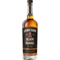Jameson Whiskey, Irish, Triple Distilled, Black Barrel