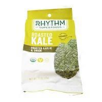 Rhythm Superfoods Organic Roasted Kale, Garlic And Onion