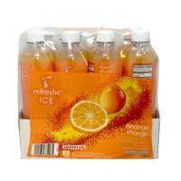 Refreshe Ice Orange Mango Sparkling Water