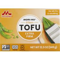 Mori-Nu Tofu, Extra Firm, Silken