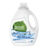 Svg Liquid Laundry Detergent Free & Clear