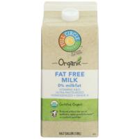Full Circle Organic Fat Free Milk