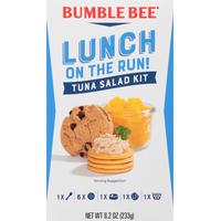 Bumble Bee Tuna Salad Kit
