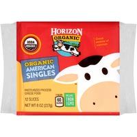 Horizon Organic American Singles Cheese
