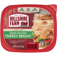 Hillshire Farm Ultra Thin Sliced Deli Lunch Meat Honey Roasted Turkey Breast