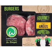 Wahlburgers Burgers, Angus