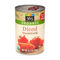 365 Organics Organic Diced Tomatoes
